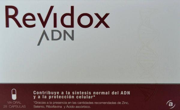 REVIDOX ADN 28 CAPSULAS