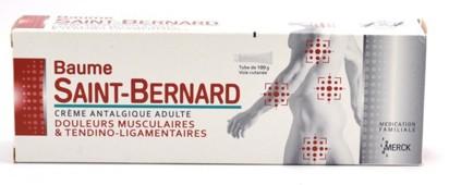 SAINT-BERNARD BALSAMO 100G