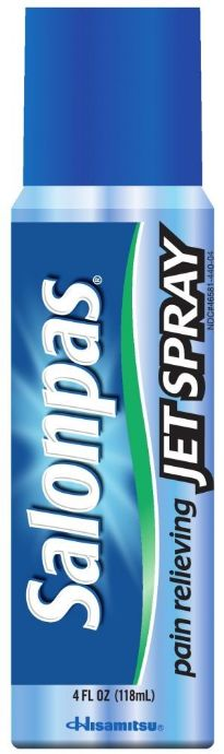SALONPAS SPRAY 4 OZ