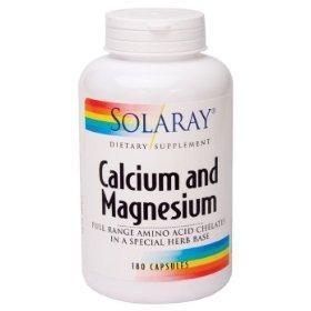 SOLARAY CORAL CALCIUM MAGNESIUM 90 CAPS