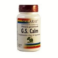 SOLARAY G.S. CALM 60 CAPSULAS