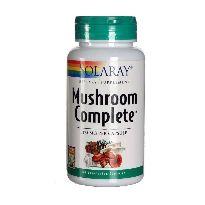 SOLARAY MUSHROOM COMPLETE 60 CAPS