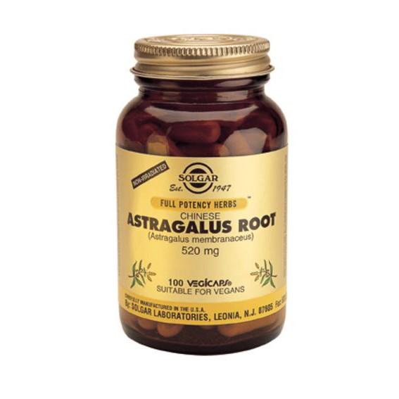 SOLGAR ASTRAGALUS 60 CAPS.