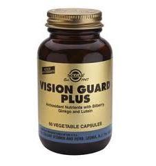 SOLGAR VISION GUARD PLUS 60 CAPS