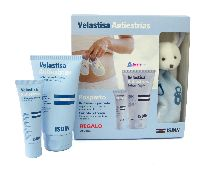 VELASTISA REAFIRMANTE POST PARTO 150ML Y CUIDADO PEZON 30ML