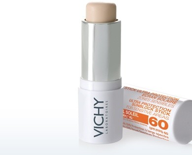 VICHY CAPITAL SOL IP50 STICK ZONAS SENSIBLES