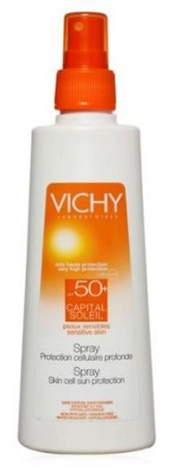 VICHY CAPITAL SOLEIL IP50 SPRAY 200ML