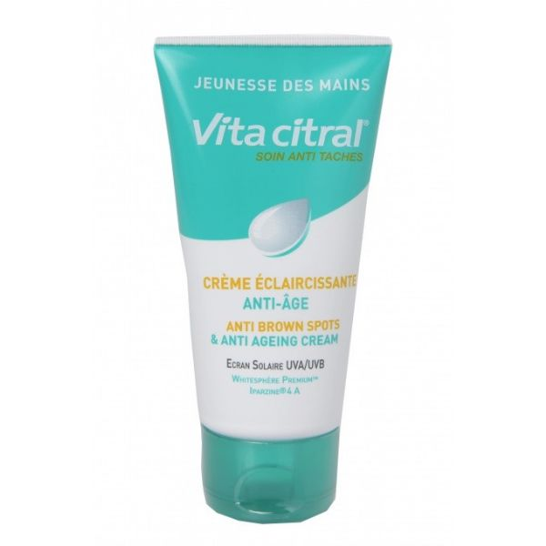 VITA CITRAL CREMA MANOS ANTIEDAD 75ML