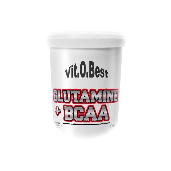 VITOBEST GLUTAMINA BCAA COLA 200GR
