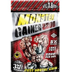 VITOBEST MONSTER GAINER 2200 FRESA 3KG