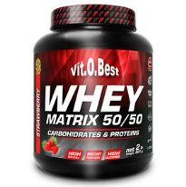 VITOBEST WHEY MATRIX 50-50 VAINILLA 910GR