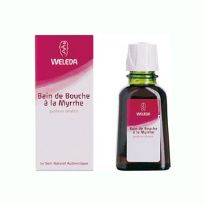 WELEDA ENJUAGUE BUCAL DE RATANIA 50ML