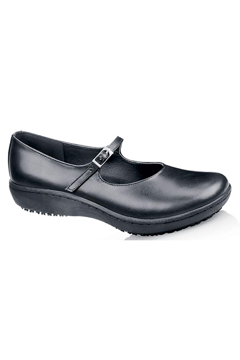 Zapatos mary jane piel con hebilla zapatos hosteleria - Zapatos camarera antideslizantes ...