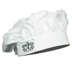 Gorro de cocina Chaud Devant velcro fastening