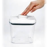 POP. POT RECTANGULAR 0.5L. OXO
