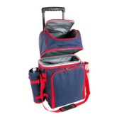 TROLLEY PICNIC ISOTERMICA 4 PERSONES. DOMOC