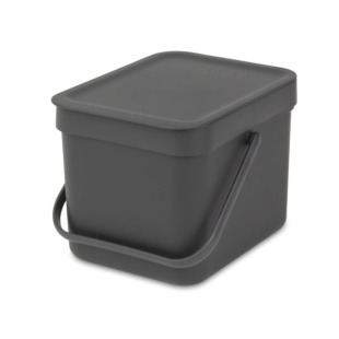 cubo-sort-and-go-6L-gris-brabantia