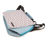 LUNCHBAG SMART FULLES BLAVES IRIS