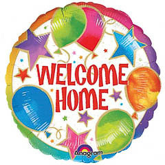 Globo Welcome Home
