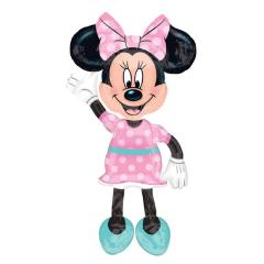 Globo Minnie Mouse cuerpo