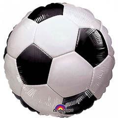 Globo balón de fútbol