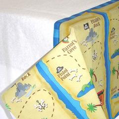 Mantel Cumpleaños 259 x 137 cm papel, Pack 1 u.