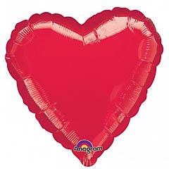 Globo Corazon rojo