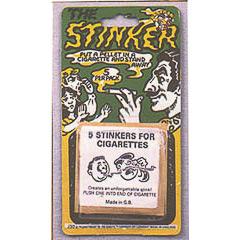Mal olor cigarrillo, broma