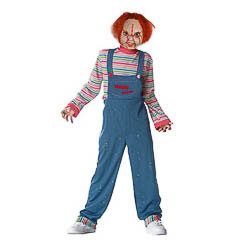 Dsfraz Chucky infantil