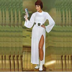 Disfraz Princesa Leia, Star Wars
