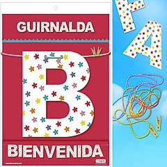 Guirnalda Bienvenida
