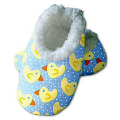 Zapatillas para bebé pollitos 3-6 meses
