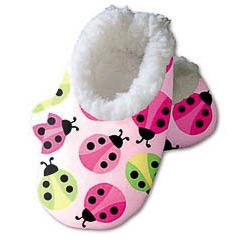 Zapatillas para bebé mariquitas 0-3 meses