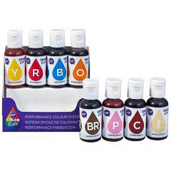 Set Colorantes alimentarios Color Right, Wilton