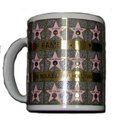 Taza estrellas fama Hollywood