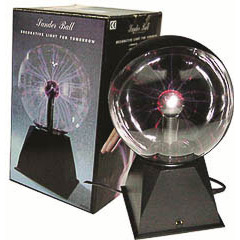 Lámpara de plasma, bola láser pequeña