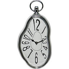 Reloj de pared Melting derretido diseño de Salvador Dalí