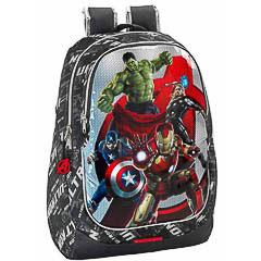 Mochila Avengers adaptable