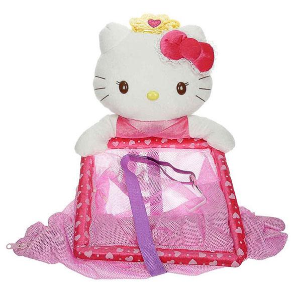 Cesta para la ropa o juguetes Hello Kitty