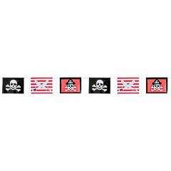 Guirnalda Piratas de papel
