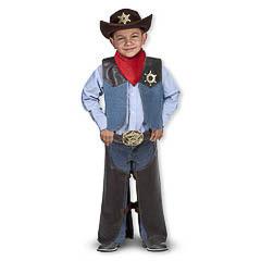 Disfraz vaquero, Cowboy infantil