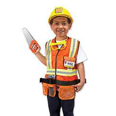 Disfraz constructor infantil