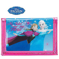 Billetera Frozen infantil