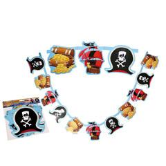 Guirnalda piratas