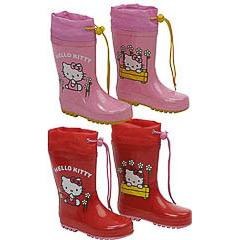 Botas de agua infantiles Nº 30 Hello Kitty