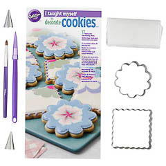 Set 17 utencilios para decorar galletas o cookies