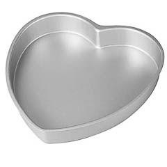 Molde corazón aluminio Preferred Heart