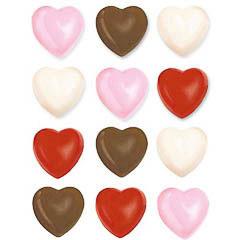 Molde bombones para carameloo o chocolate Wilton