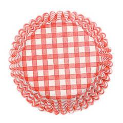Pack de 54 cápsulas cupcakes Vichy rojas