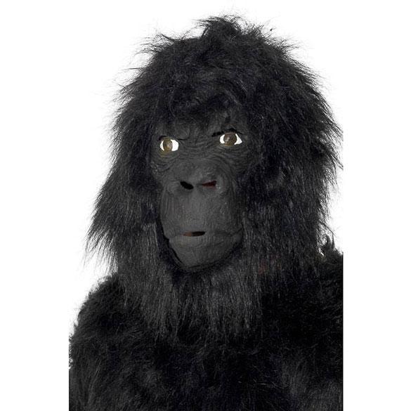 Careta gorila negro